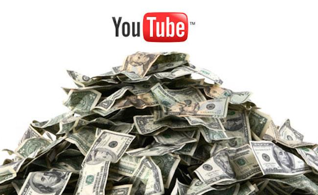 Quels sont les 10 YouTubeurs qui ont gagnés le plus en 2015?