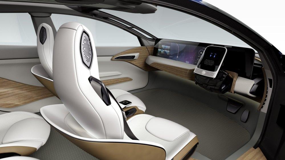 La voiture du futur selon Nissan, c'est magnifique