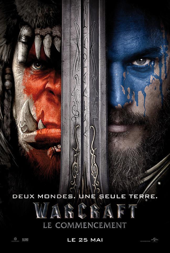 WarcraftLe commencement : la bande-annonce du film