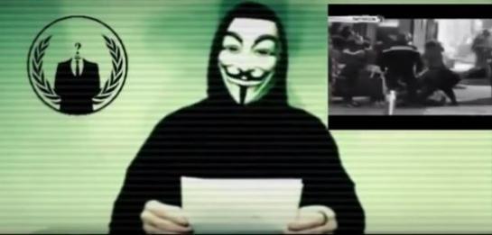Les Anonymous réitèrent leurs attaques contre Daesh !