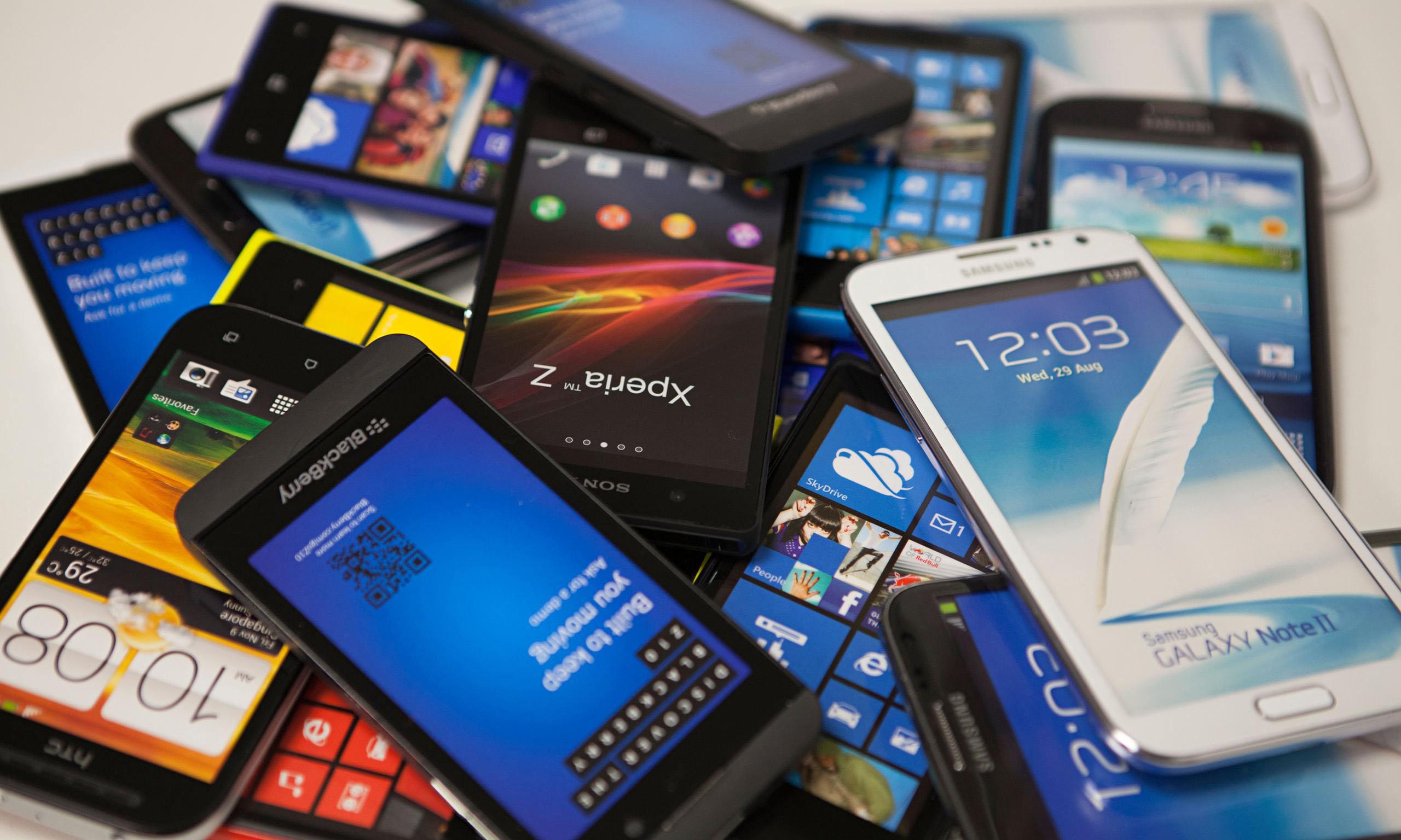 Ventes de smartphones au 3ème trimestre 2015 : Apple et Huawei à la fête, mais pas Samsung
