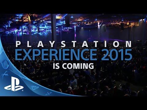 La conférence PlayStation Experience c'est samedi 5 décembre!