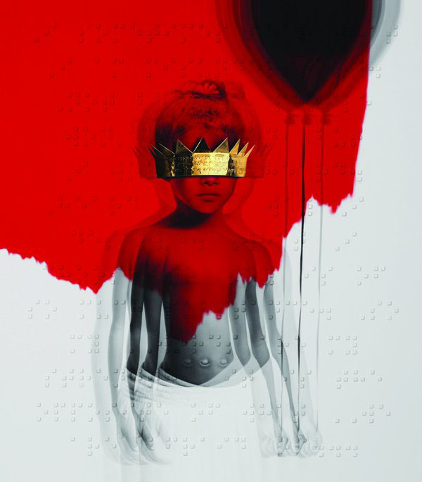 Le dernier album de Rihanna ANTI est gratuit aujourd'hui!