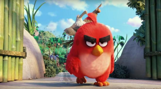 La bande-annonce du film Angry Birds