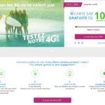 Tester la 4G de Bouygues Telecom pendant 1 mois gratuitement!