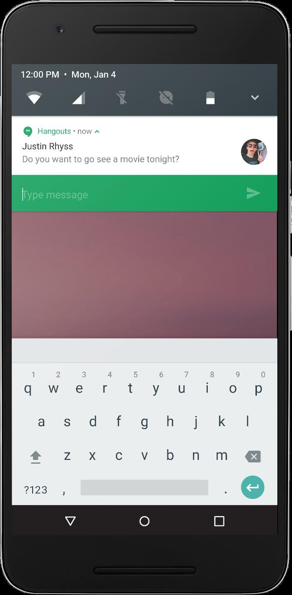 Android N est disponible … en version bêta!