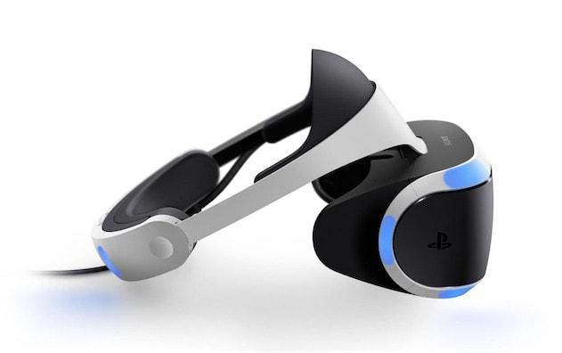 Sony lance la réalité virtuelle pour la PS4