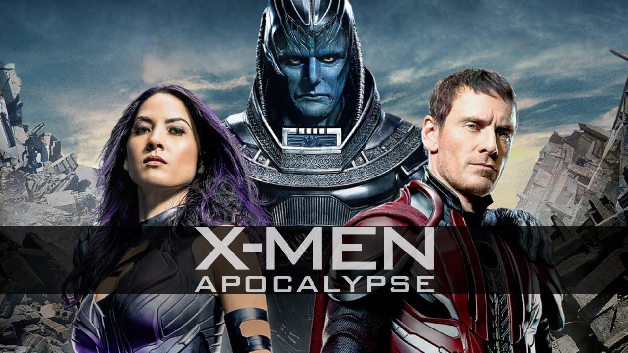 Une nouvelle bande-annonce pour X-men Apocalyse