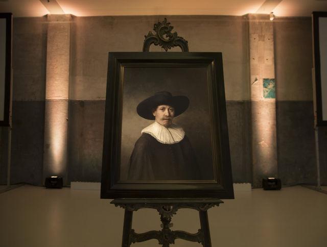 Le prochain Rembrandt sera fait par ordinateur!