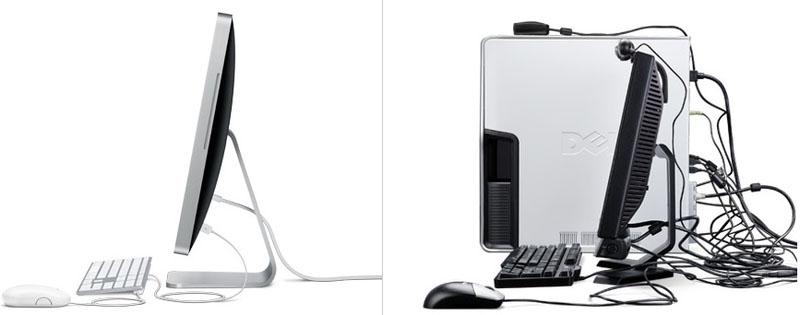 Mon iMac est moins cher qu'un PC équivalent !