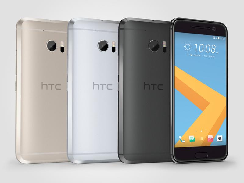 Le HTC 10 est officiel: un mobile Android qui donne envie