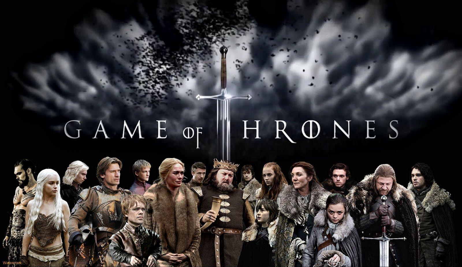 Les 5 saisons de Game of Thrones résumées en 7 minutes