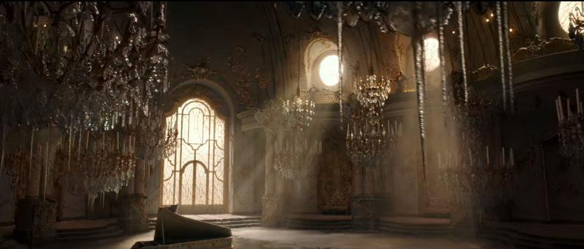 La première bande-annonce pour La Belle et la Bête de Disney