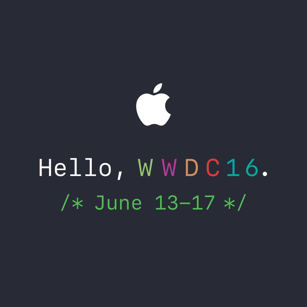 Tout ce qu'il faut retenir de la WWDC 2016