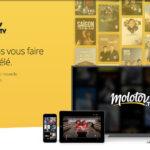 Molotov TV, la nouvelle télévision, est disponible dès aujourd'hui !