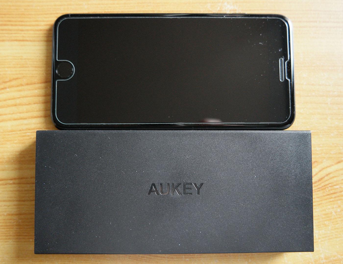 Batterie avec un iPhone 7 Plus