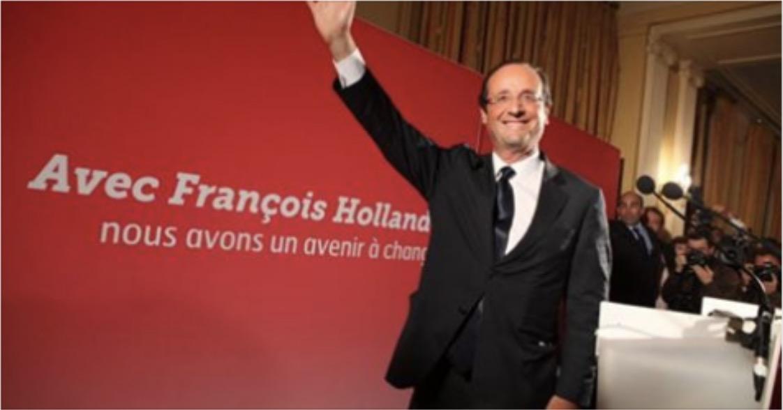 François Hollande vous invite à son pot de départ …