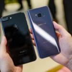 Galaxy S8+ vs iPhone 7 Plus: lequel a la meilleure caméra?